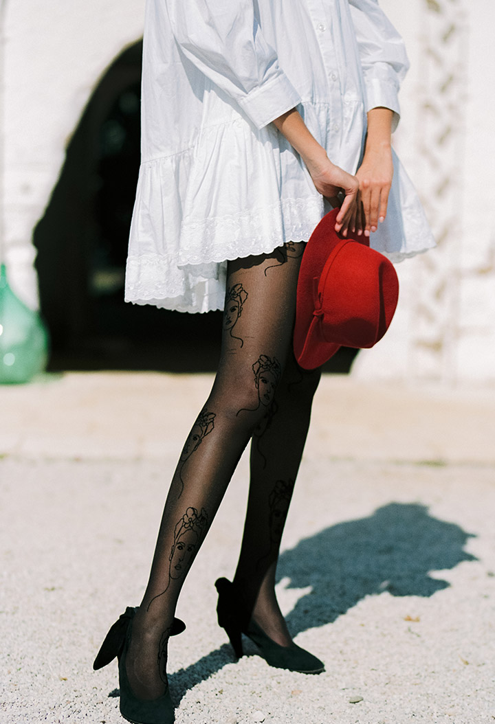 WOMAN TIGHTS COLLECTION