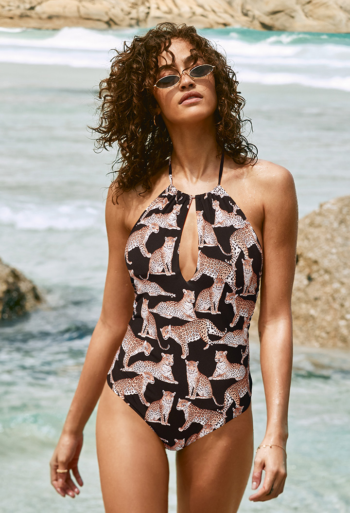 WOMAN ONE-PIECE SWIMSUITS