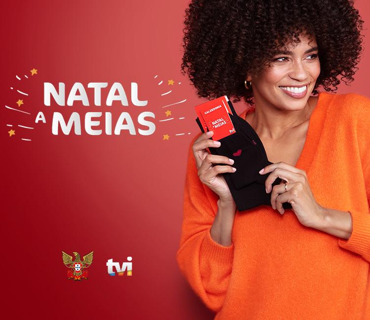 NATAL A MEIAS