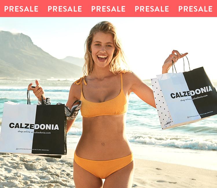 CALZEDONIA PRE-SALE