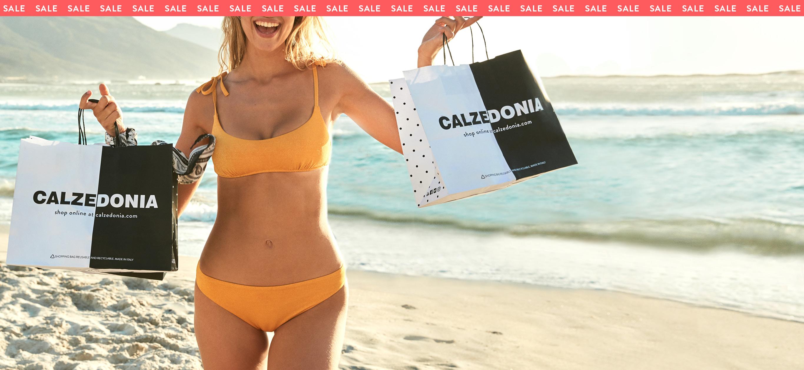 CALZEDONIA SALE