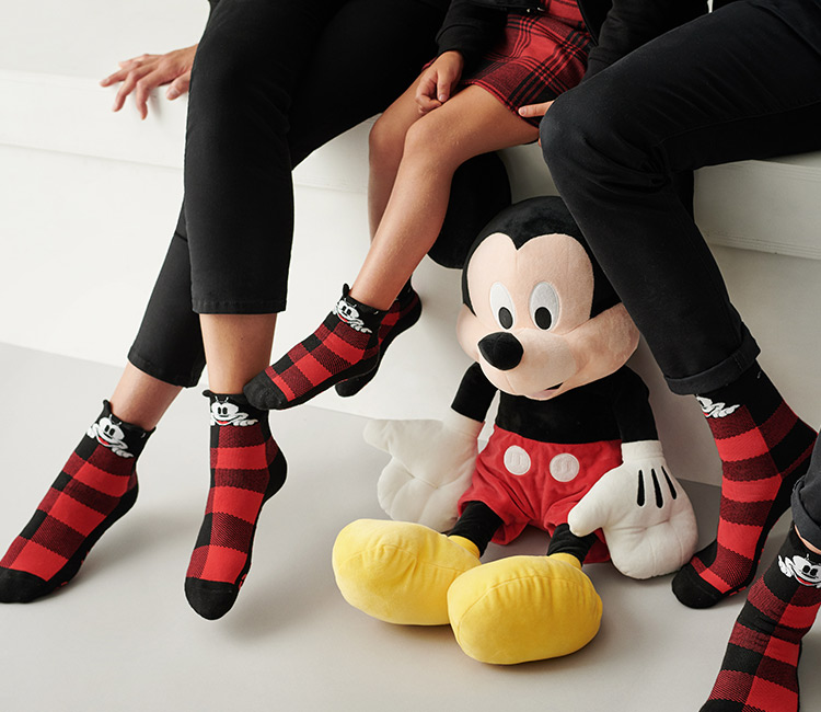 DISNEY SOCKS