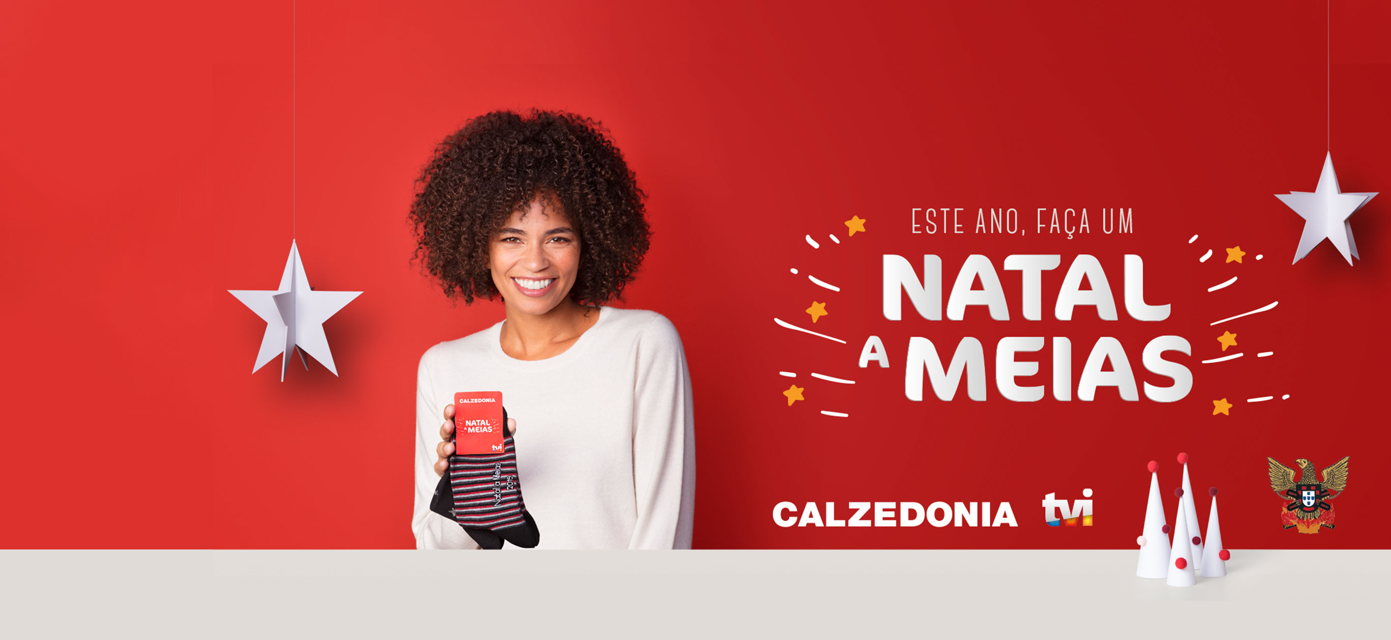 XMAS TIME WITH CALZEDONIA