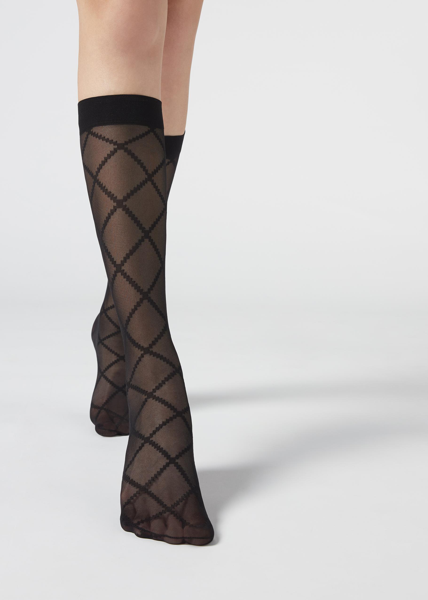20 Denier Sheer Tights - Basic tights - Calzedonia